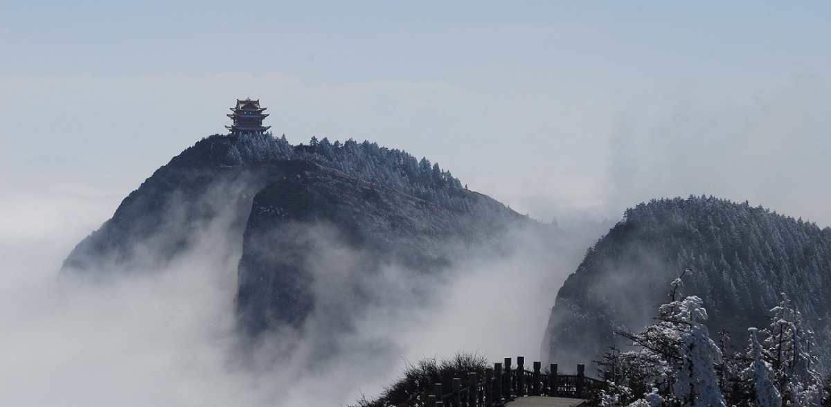 峨眉山旅游|峨眉山旅行团|峨眉山景区风景图片|四川到