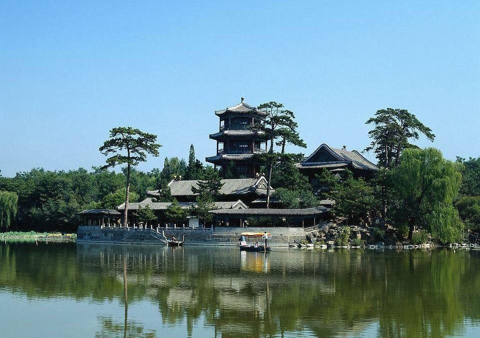 承德避暑山庄|河北旅游景点|四川省中国青年旅